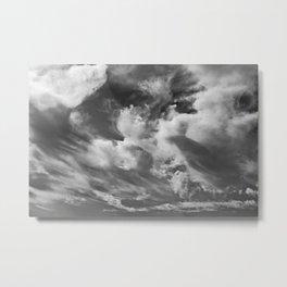 Brewing Storm III Metal Print