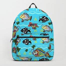 Dead Fish Society Backpack
