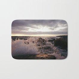Angry Lake Bath Mat