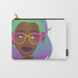 Neon Carry-All Pouch