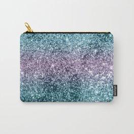 Mermaid Girls Glitter #8 #shiny #decor #art #society6 Carry-All Pouch