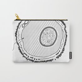 Huevos (on White) Carry-All Pouch