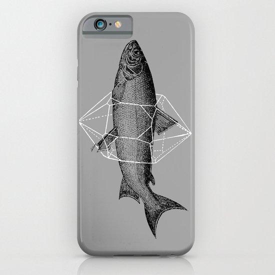 Fish In Geometrics iPhone & iPod Case