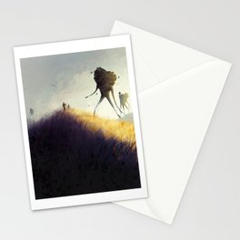 The Earth Giants Stationery Cards