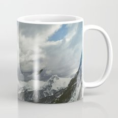 Wild Winter Mountains Mug