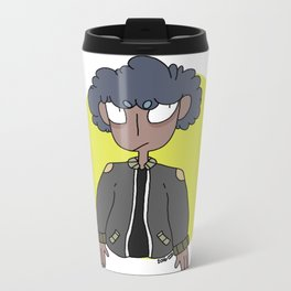 golden boy Metal Travel Mug