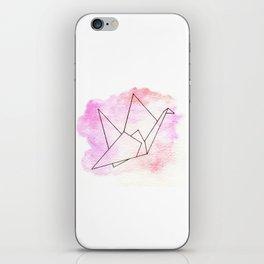 Grue Origami iPhone Skin