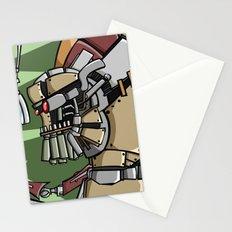 JunkBot Stationery Cards