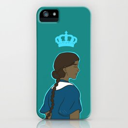 Queen Katara iPhone Case
