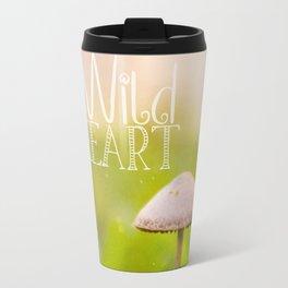 Magic Mushroom - Wild Heart Travel Mug