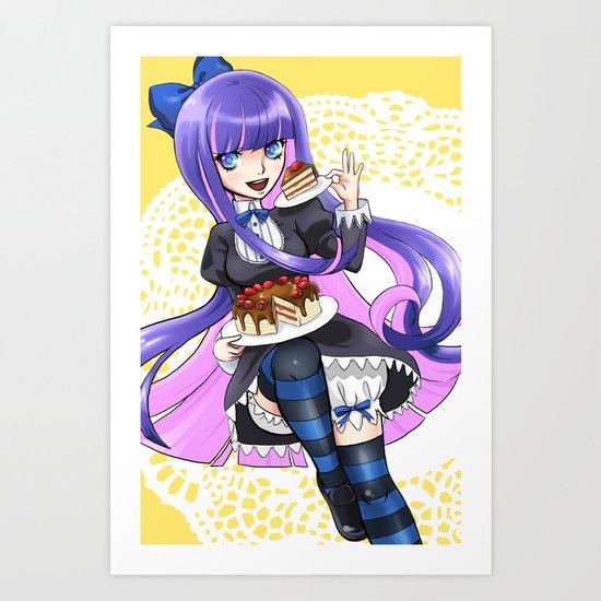 Stocking Art Print