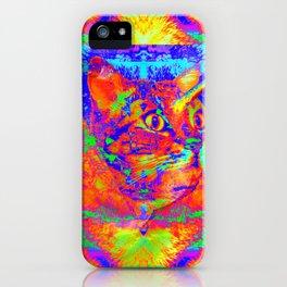 Caticorn-Lady Jasmine iPhone Case