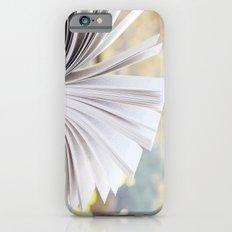 An Open Book Slim Case iPhone 6s