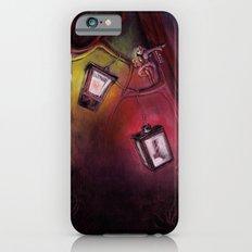 catch me if I fall Slim Case iPhone 6s
