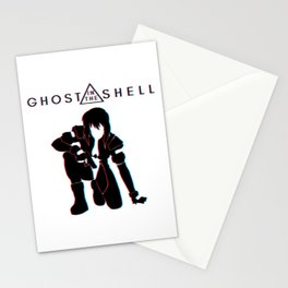 ghost in the shell Stationery Cards