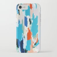 cape cod iPhone & iPod Cases featuring Cape Cod by kristinesarleyart