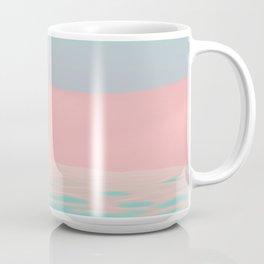 Pink Beach Coffee Mug