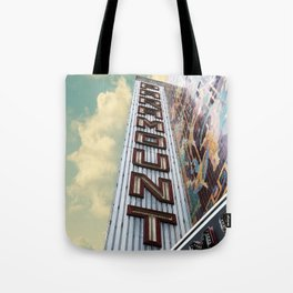 Paramount - Oakland, CA Tote Bag