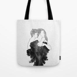 You are my peaceful heaven. Tote Bag
