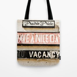 Prairie Pride Tote Bag