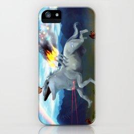 Transcendental iPhone Case