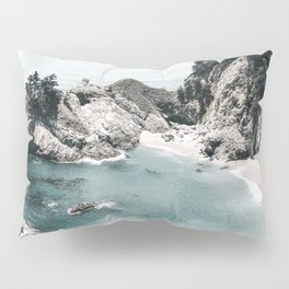 California Beach Pillow Sham