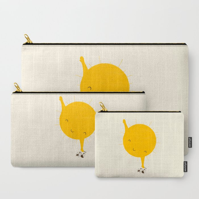 Belly Rub Carry-All Pouch