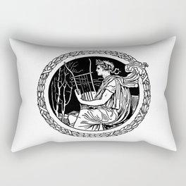 Singer Rectangular Pillow