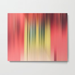 """Patterns 020"" Surreal Art by Murray Bolesta Metal Print"