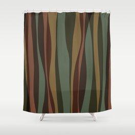 •••hide ••• Shower Curtain