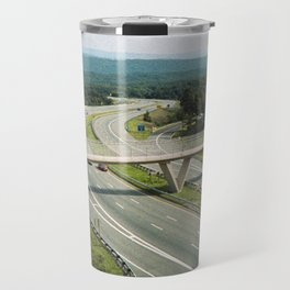 Interstate 68 2 Travel Mug