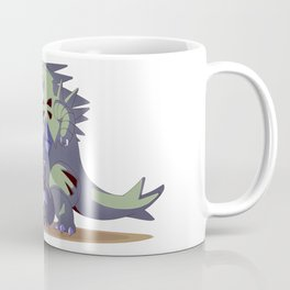 Pokémon trainer and team Coffee Mug