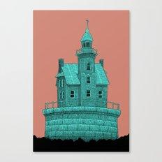 empty lighthouse Canvas Print