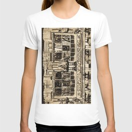 The Sherlock Holmes Pub London T-shirt