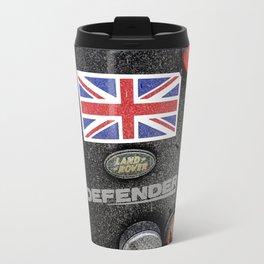 Land Rover Union Jack Travel Mug