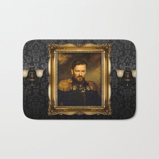Ricky Gervais - replaceface Bath Mat