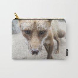 Milkweed - Cinnamon Fox Carry-All Pouch