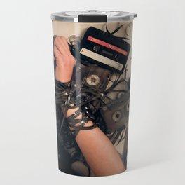 music is the new sex Travel Mug