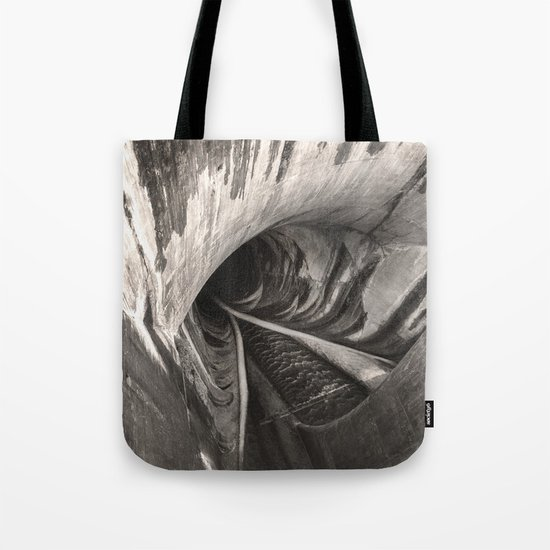 Dam Reticulation - the Void Tote Bag