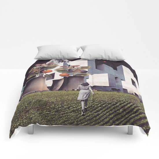 Living in the Future Comforters