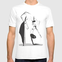 Lonely boy - Emilie Record T-shirt