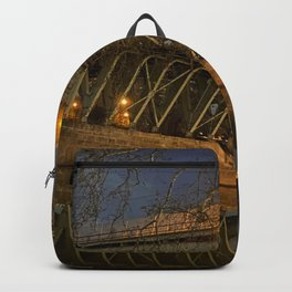 Girard St Bridge Portal Backpack