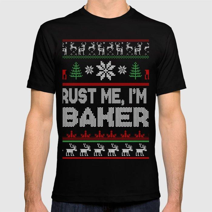 Im A Baker Shirt Mens Shirt Tee Shirt