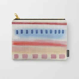 Watercolor Pastel V. G. 01 Carry-All Pouch