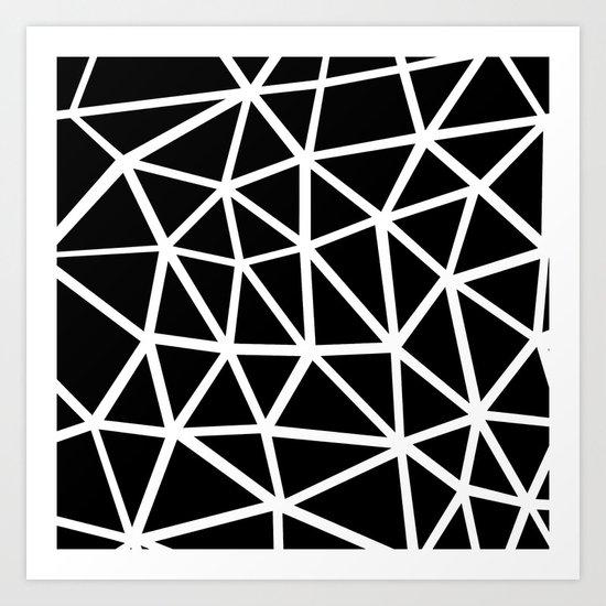 Seg Zoom 3 Art Print