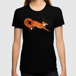 Coffee Fox T-shirt