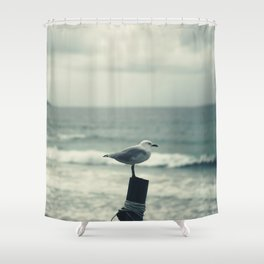 Tuesday Shower Curtain