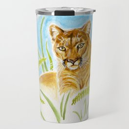 Reise Cougar Travel Mug