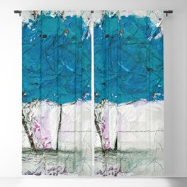A Bouquet Of Flowers No.6n by Kathy Morton Stanion Blackout Curtain