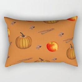 Fall Spice Rectangular Pillow